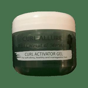 Curl Allure Curl Activator Gel