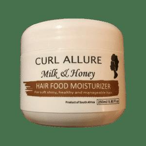 Curl Allure Hair Food Moisturizer